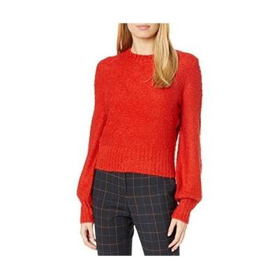 The Fifth Label レディース フレーズ クルーネック 長袖 プルオーバー ソフトニットセーター US サイズ: Medium カラー: