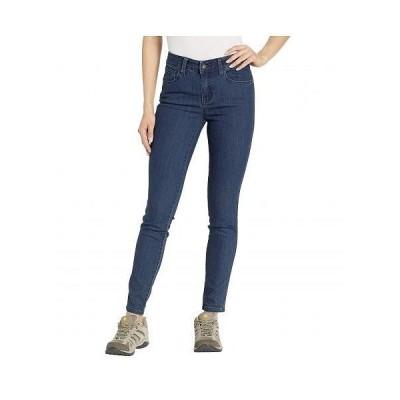 Prana プラナ レディース 女性用 ファッション ジーンズ デニム Kara High Rise Jeans - Indigo