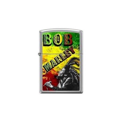 ライター ジッポー Zippo 1261 Bob Marley Brushed Chrome Full Size Lighter