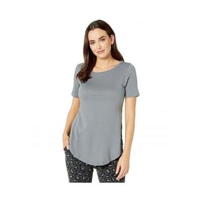 Alternative オルタネイティブ レディース 女性用 ファッション Tシャツ Organic 1/2 Sleeve Tunic - Earth Ocean