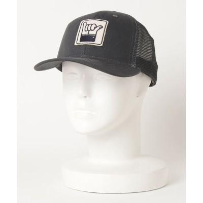 帽子 キャップ MOLLUSK/SHAKA PATCH TRUCKER HAT