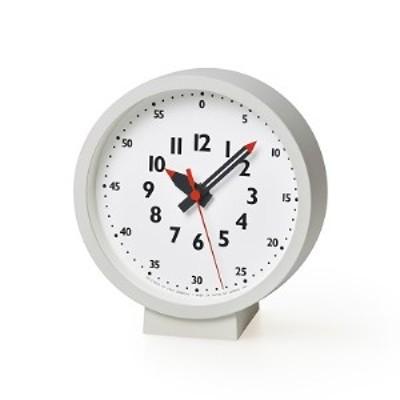 fun pun clock for table /(YD18-04)Lemnos レムノス  時計