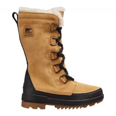 ソレル Sorel レディース ブーツ シューズ・靴 Tivoli IV Tall Waterproof Boot Curry