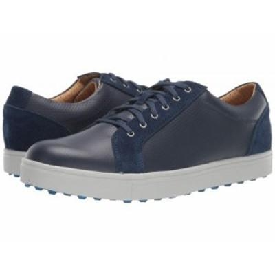 FootJoy フットジョイ メンズ 男性用 シューズ 靴 スニーカー 運動靴 Club Casual Blucher Navy【送料無料】