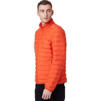 ヘリーハンセン Helly Hansen メンズ ジャケット アウター Mono Material Insulator Jacket Patrol Orange