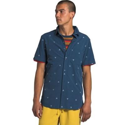 ノースフェイス メンズ シャツ トップス Short Sleeve Baytrail Shirt