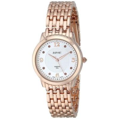オーガストシュタイナ August Steiner 女性用 腕時計 レディース ウォッチ シルバー AS8133RG