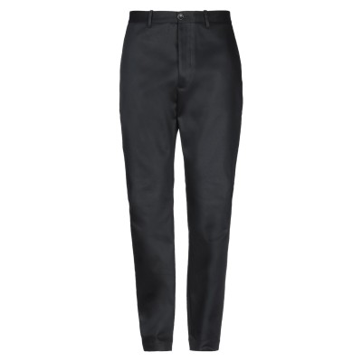 NINE:INTHE:MORNING パンツ ブラック 44 コットン 98% / ポリウレタン 2% パンツ