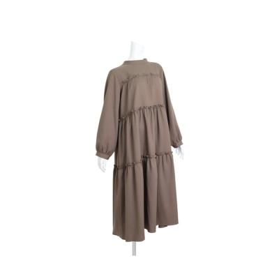 MARTHA(マーサ)ティアードロングワンピース (ワンピース)Dress