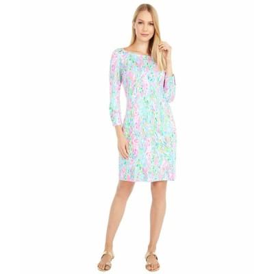 リリーピュリッツァー ワンピース トップス レディース UPF 50+ Sophie Dress Multi Unicorn Of The Sea