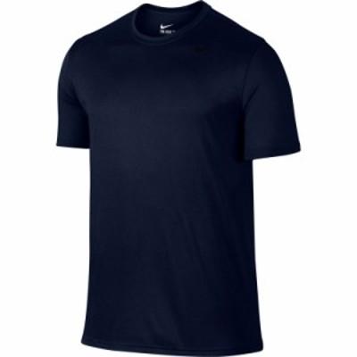 【メール便発送】 ナイキ メンズ DRI-FIT レジェンド 半袖 Tシャツ 718834-451 OBSIDIAN/MATTE SILVER 【新品】 NIKE トップス フィット