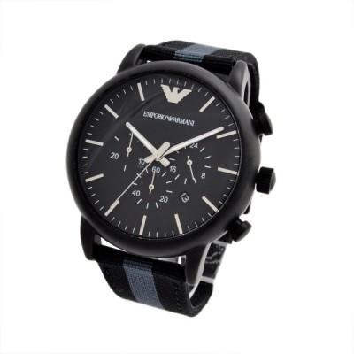 ≪訳あり・定番外商品につき/アウトレット・処分特価!≫エンポリオ・アルマーニ EMPORIO ARMANI AR1948  クロノグラフ メンズ腕時計