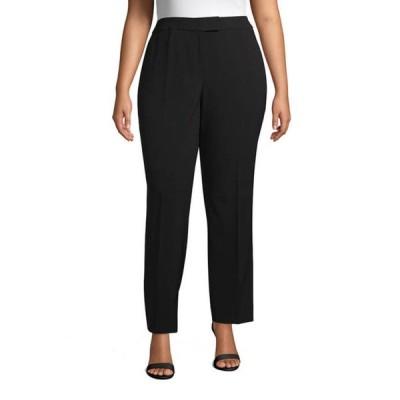 アンクライン レディース カジュアルパンツ ボトムス  Plus Size Sabre Stretch Slim Leg Pants