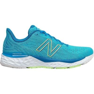 ニューバランス New Balance レディース ランニング・ウォーキング シューズ・靴 Fresh Foam 880 V11 Running Shoes Blue/Green