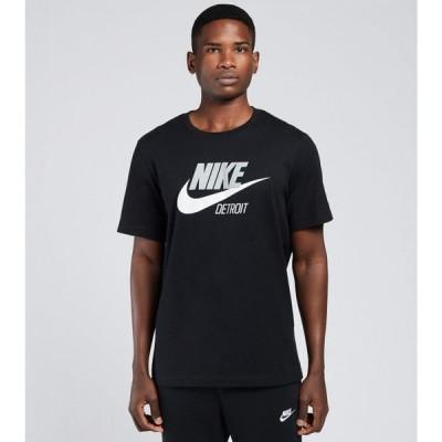 ナイキ Nike メンズ Tシャツ トップス nsw detroit short sleeve tee Black