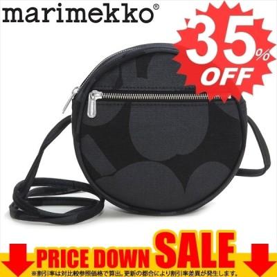 マリメッコ バッグ ショルダーバッグ MARIMEKKO LIIA WX PIENI UNIKKO 047585  999 BLACK/BLACK    比較対照価格22,000 円