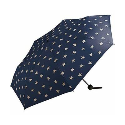 ワールドパーティー(Wpc.) 雨傘 折りたたみ傘 ウ゛ィンテージスター 58cm レディース メンズ ユニセックス MSM-065