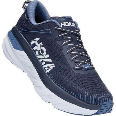 ホッカオネオネ メンズ スニーカー シューズ Hoka One One Men's Bondi 7 Shoe
