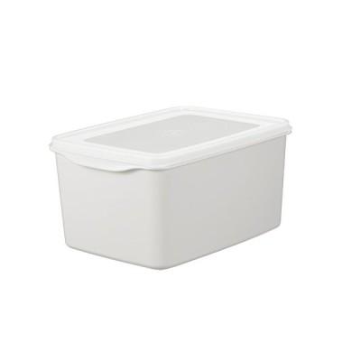 トンボ 保存容器 ぬか漬容器 6L 日本製 フタ付き ベージュ ぬ漬けシール 朝市 新輝合成