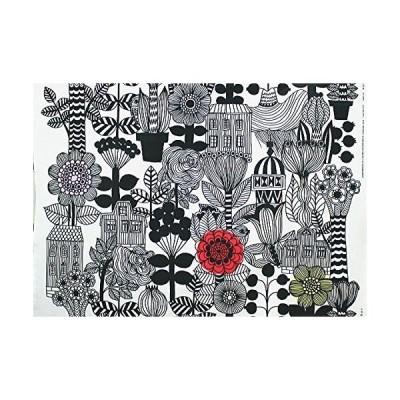 【正規輸入品】マリメッコ(marimekko)生地(布)67025 LINTUKOTO(リントゥコト/鳥の住処) 生地巾145cmX100c