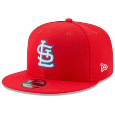New Era ニュー エラ 帽子 キャップ New Era St. Louis Cardinals Red 2017 Players Weekend 9FIFTY Snapback Hat
