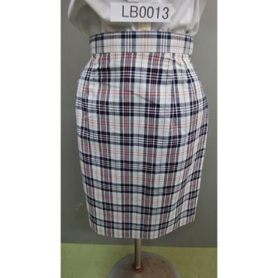 婦人用ポケット付きタイトスカート LB0013