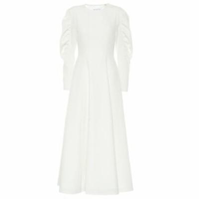 レジーナ ピヨ Rejina Pyo レディース ワンピース ワンピース・ドレス Renee crepe dress Ivory