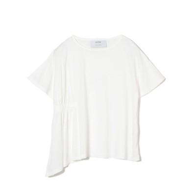 SHIPS for women / utilite:アシンメトリープルオーバー WOMEN トップス > Tシャツ/カットソー