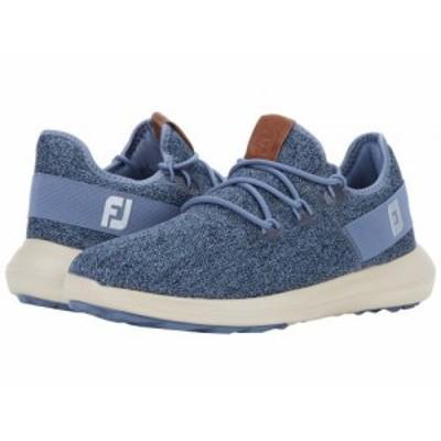 FootJoy フットジョイ メンズ 男性用 シューズ 靴 スニーカー 運動靴 Flex Coastal Spikeless Blue/Black/Tan【送料無料】