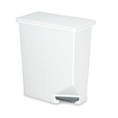 【6個セット 業務用】 新輝合成 ユニード スイッチペダル 35型 ホワイト 35L (ゴミ箱) 【同梱不可】【代引不可】[▲][TP]