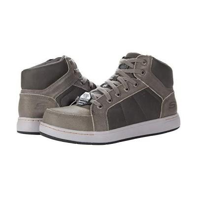 Skechers Watab - Stirling Steel Toe Charcoal 11.5 D (M)