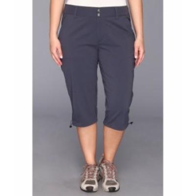 コロンビア レディース カジュアルパンツ ボトムス Plus Size Saturday Trail¢ II Knee Pant India Ink