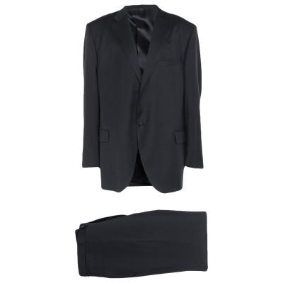 LUIGI BIANCHI Mantova スーツ スチールグレー 46 バージンウール スーツ