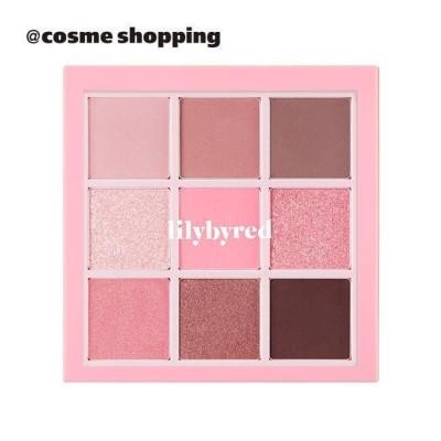 【アットコスメショッピング/@cosme SHOPPING】 lilybyred 【限定品】ムードチートキット シャドウパレット 2ピンクスウィーツ 本体 (8g)