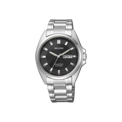 KH5-714-51 CITIZEN/REGUNO/ソーラーテック/スタンダード メンズ腕時計 ポイント消化