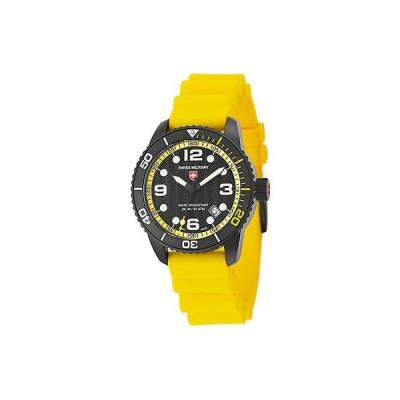 腕時計 スイスミリタリー スイス ミリタリー Marlin Scuba Nero メンズ クォーツ 腕時計 2709