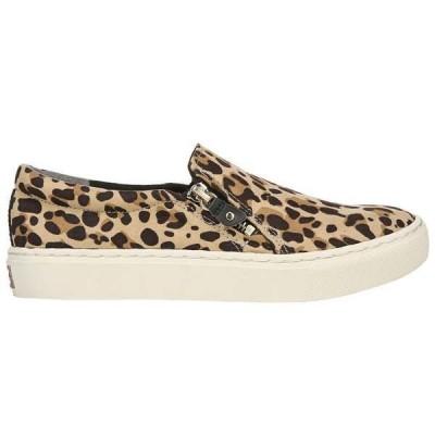 ドクター・ショール レディース スニーカー シューズ No Chill Leopard Slip On Sneakers