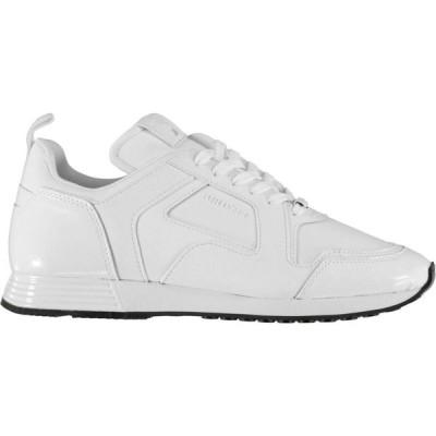クライフ Cruyff メンズ スニーカー シューズ・靴 Lusso Trainers White Mono