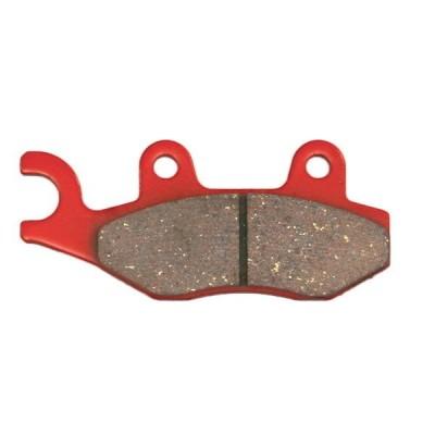 デイトナ D79829 赤パッド セミメタルパッド