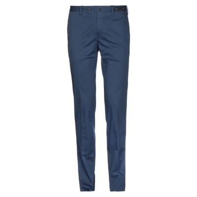 PT Torino パンツ ブルー 46 コットン 98% / ポリウレタン 2% パンツ
