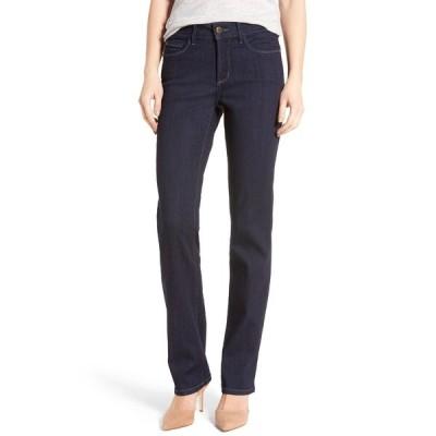 エヌワイディージェイ レディース デニムパンツ ボトムス Marilyn Stretch Straight Leg Jeans MABEL