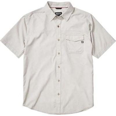 マーモット メンズ シャツ トップス Marmot Men's Tumalo SS Shirt Light Khaki