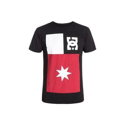 ディーシーシューズ Tシャツ シャツ トップス 半袖 長袖 DC シューズ - DC シューズ Tシャツ - Washed Flag
