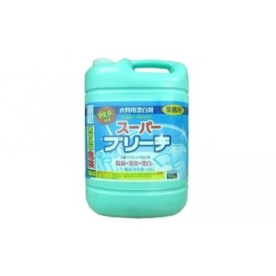 【A5-166】【ロケット石鹸】衣料用漂白剤 5kg×3種