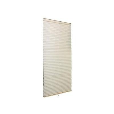 小窓用 スクリーン 59cm × 135cm ハニカムシェード | ロールスクリーン 断熱 小窓 カーテン ベージュ(C273-S2)
