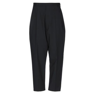 リック オウエンス RICK OWENS パンツ ブラック 48 ウール 96% / ポリウレタン 4% パンツ