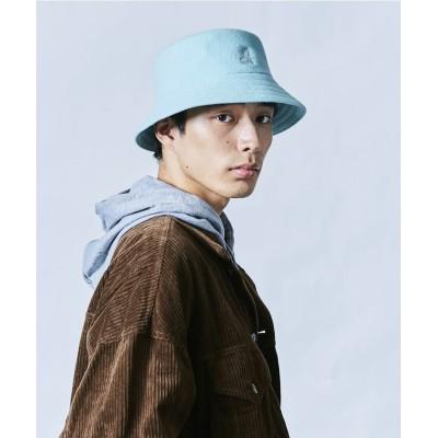 【オーバーライド】 KANGOL Wool Lahinch ユニセックス ブルー L(08) OVERRIDE