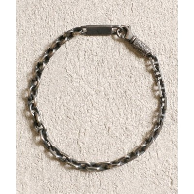 ブレスレット GILD / ギルド / Morphing narrow chain bracelet モーフィング ナロー チェーン ブレスレット /