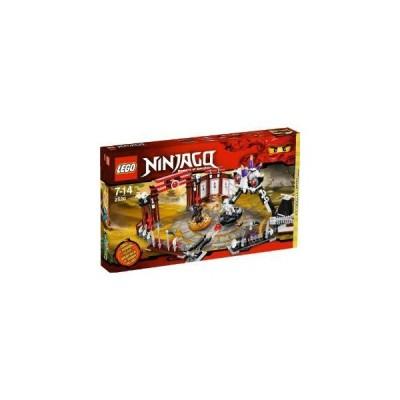 【LEGO(レゴ) ニンジャゴー】 ニンジャゴー ニンジャゴー・バトル・アリーナ 2520
