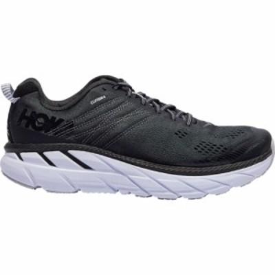 ホカ オネオネ HOKA ONE ONE メンズ ランニング・ウォーキング シューズ・靴 Clifton 6 Black/White